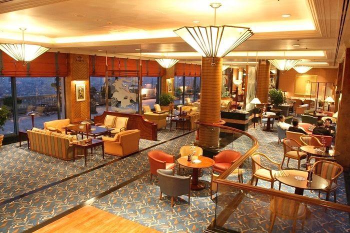 Phát triển quán cafe tại khách sạn